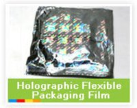 Holographic Flexible Packaging Film