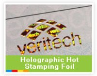 Holographic Hot Stamping Foils