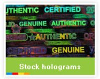 Stock Holograms