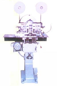 Double Head Book Stitching Machine