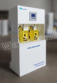 Cio2 Chlorine Dioxide Generator