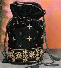 Ladies Fancy Pouch Bag