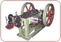 Double Stroke Cold Head Forging Machine