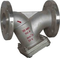 'Y' Type Strainer Flanged