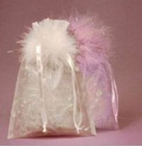 Exclusive Organza Jewelry Pouches