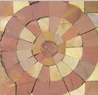 Modak Wet Sandstone Tiles