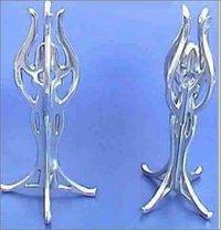 Decorative Aluminum Candle Holder