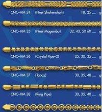 Designer Handmade Gold Chains