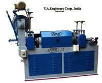 Automatic Wire Straightening And Cutting Machine