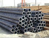Heavy Duty Industrial Round Pipes