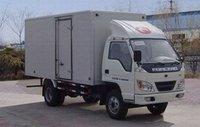 Modern Mini Cargo Van