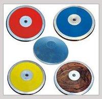 Coloured Gymnastic Throw Discus