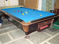 Imported American Pool Table (Sba Universal) 8'