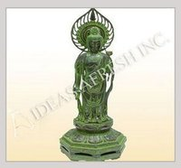 Brass Handcrafted Antique Finish Brass Statue