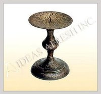 Handcrafted Brass Candle Holder