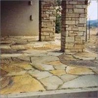 Flagstone Patio And Walkway Tiles