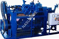 Barbed Wire Making Machines