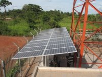 Solar Plates For Telecom Power