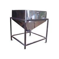 Stainless Steel Hopper