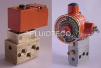 Flame Proof Solenoid Valves