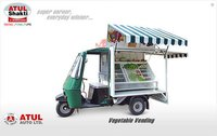 Vegetable Vending Van