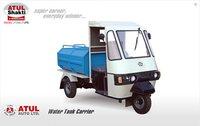 Water Tank Carrier Van