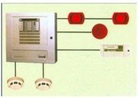 Analog Addressable Fire Alarm System