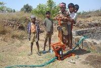 Pressure Treadle Pump
