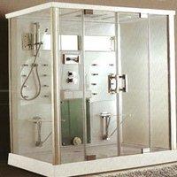 Glass Steam Room