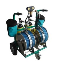 Skid Mounted Air Breathing Trolley System