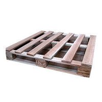 Ispm/Fumigated Wooden Pallets