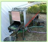 Aloevera Processing Unit