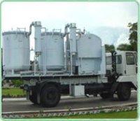 Mobile Steam Distillation Unit