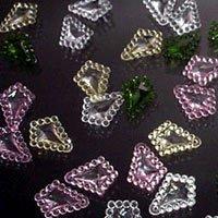 Diamond Shape Beads
