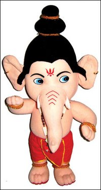 Bal Ganesha - Soft Toy