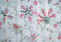 Designer Cotton Viscose Fabric