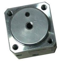 Forged Aluminum Metal Cube