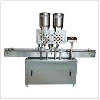 Dry Syrup Micro Doze Type Powder Filling Machine