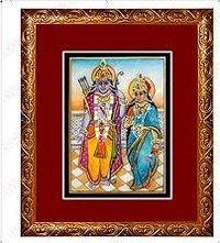 Marble Ram Sita Painting