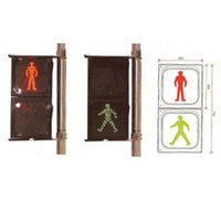 Led Pedestrian Signal Heads