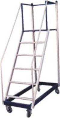 Easy Move Make Trolley Step Ladder
