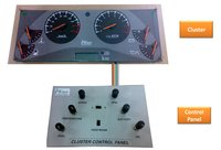 Automotive Instrument Cluster Board