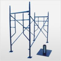 Rigid Scaffoldings Systems For Slabs