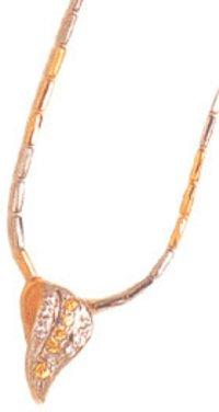 Gold Chain Pendants