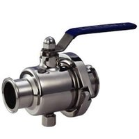 Sanitary Quick Install Ball Valves