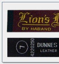 Gumming Labels For Shoes