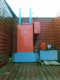 Vertical Pull Down Hydraulic Broaching Machine
