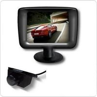 Car Rearview System with TFT LCD Monitor