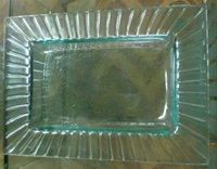 Designer Glass Trays