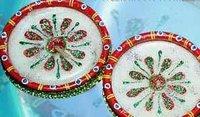 Handmade Round Diya